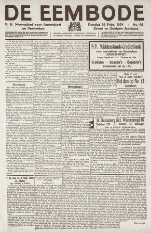 De Eembode 1924-02-26