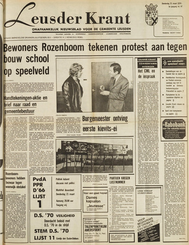 Leusder Krant 1974-03-21