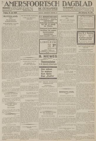 Amersfoortsch Dagblad / De Eemlander 1928-06-15