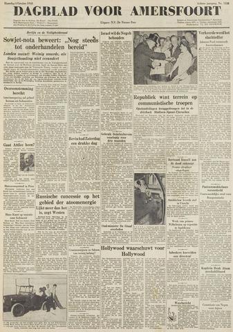 Dagblad voor Amersfoort 1948-10-04