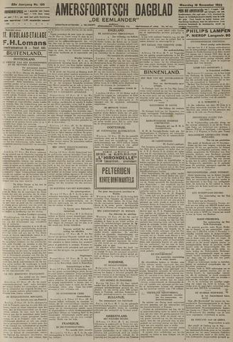 Amersfoortsch Dagblad / De Eemlander 1923-11-19
