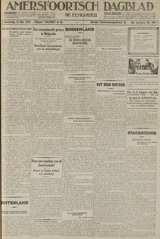 Amersfoortsch Dagblad / De Eemlander 1930-05-15