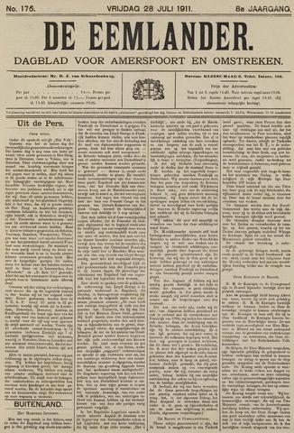 De Eemlander 1911-07-28