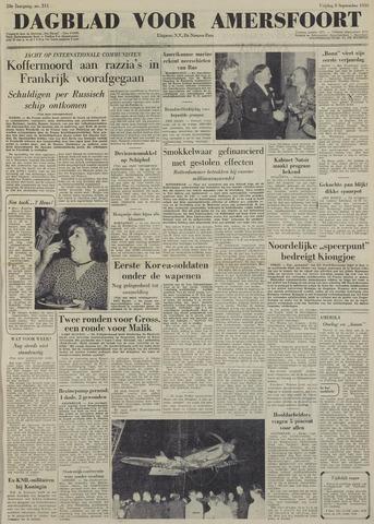 Dagblad voor Amersfoort 1950-09-08