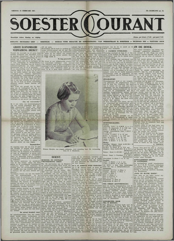 Soester Courant 1957-02-15