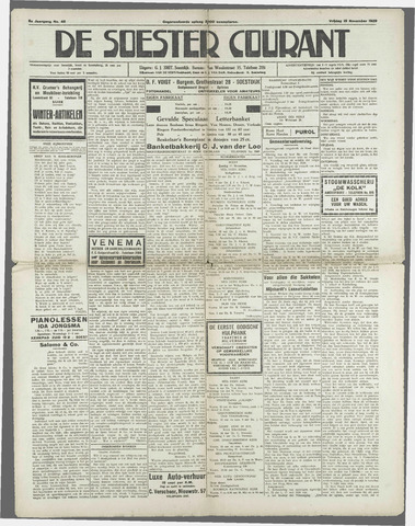Soester Courant 1929-11-15