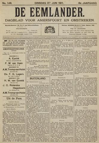 De Eemlander 1911-06-27
