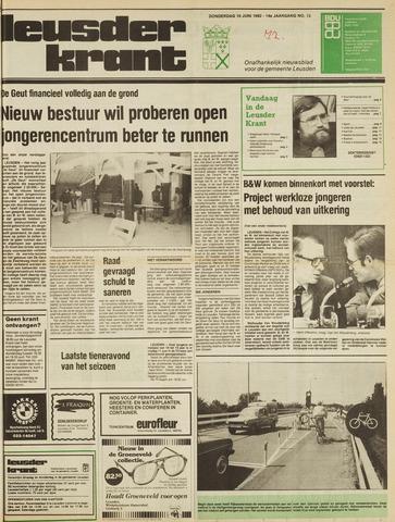 Leusder Krant 1982-06-10