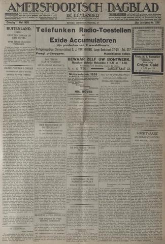 Amersfoortsch Dagblad / De Eemlander 1928-05-01