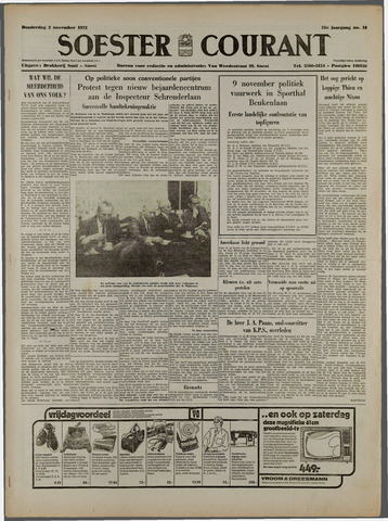 Soester Courant 1972-11-02