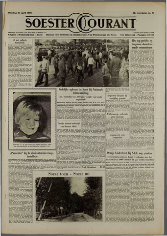 Soester Courant 1972-04-25