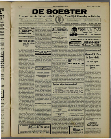 De Soester 1938-11-12