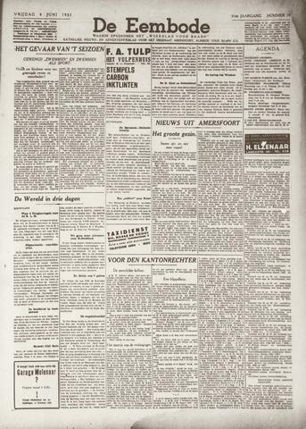 De Eembode 1937-06-04