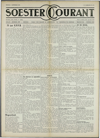 Soester Courant 1959-09-08