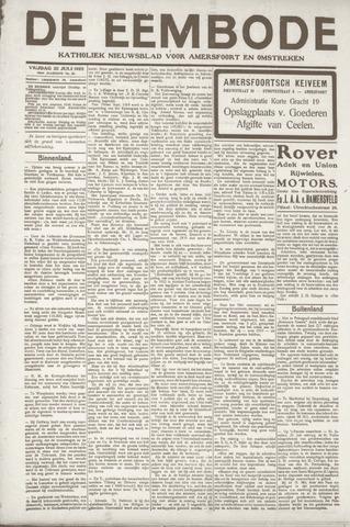 De Eembode 1920-07-30