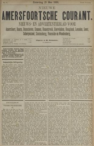 Nieuwe Amersfoortsche Courant 1881-05-21