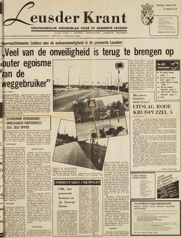 Leusder Krant 1974-02-07