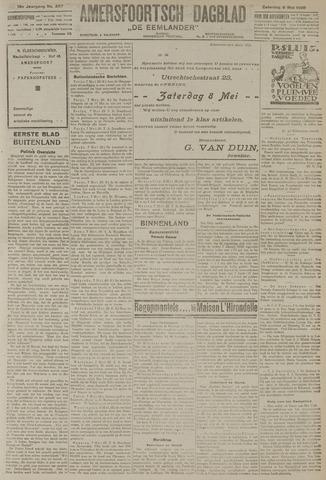 Amersfoortsch Dagblad / De Eemlander 1920-05-08