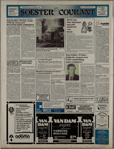 Soester Courant 1985-10-23