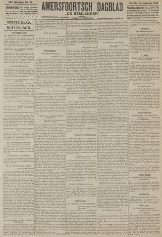 Amersfoortsch Dagblad / De Eemlander 1926-08-10