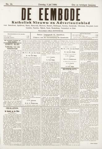 De Eembode 1909-07-03