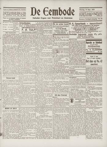 De Eembode 1933-09-19