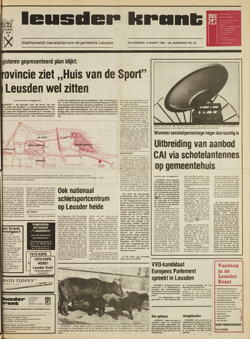 Leusder Krant 1984-03-15