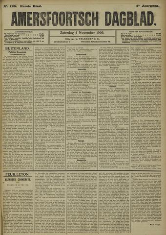 Amersfoortsch Dagblad 1905-11-04