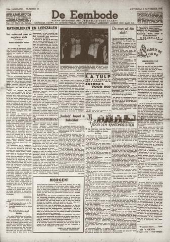 De Eembode 1938-11-05