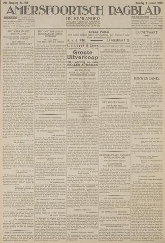 Amersfoortsch Dagblad / De Eemlander 1928-01-03