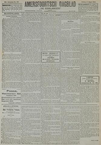 Amersfoortsch Dagblad / De Eemlander 1922-03-17