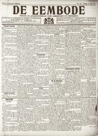De Eembode 1913-07-11