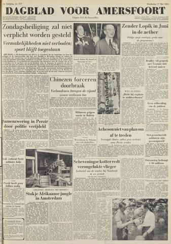 Dagblad voor Amersfoort 1951-05-17