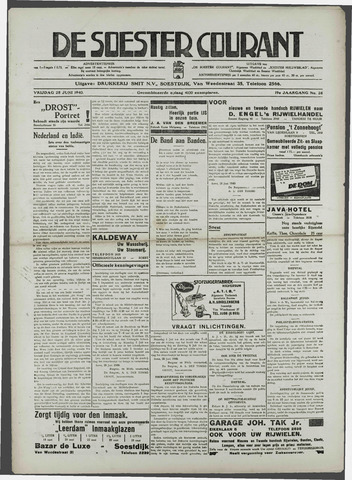Soester Courant 1940-06-28