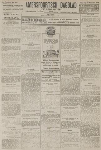 Amersfoortsch Dagblad / De Eemlander 1926-02-27