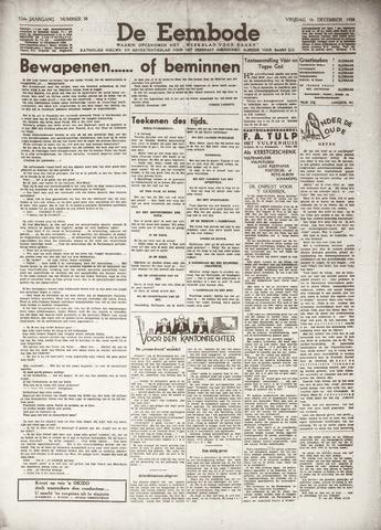 De Eembode 1938-12-16