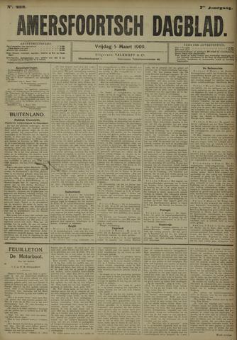 Amersfoortsch Dagblad 1909-03-05