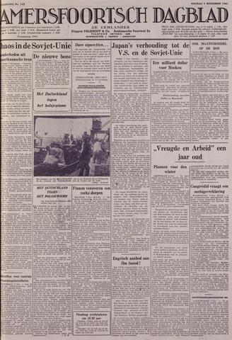 Amersfoortsch Dagblad / De Eemlander 1941-11-07