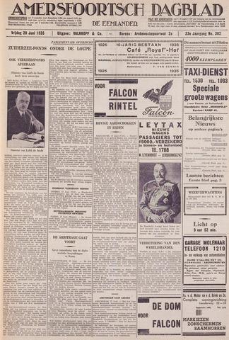 Amersfoortsch Dagblad / De Eemlander 1935-06-28