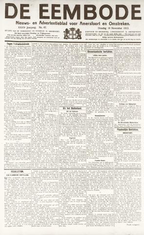 De Eembode 1913-11-18
