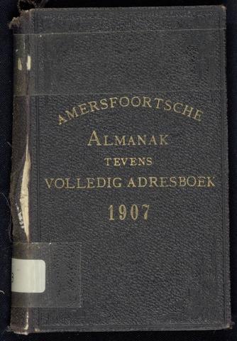 Adresboeken Amersfoort 1907