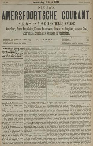 Nieuwe Amersfoortsche Courant 1881-06-01