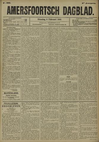 Amersfoortsch Dagblad 1910-02-08