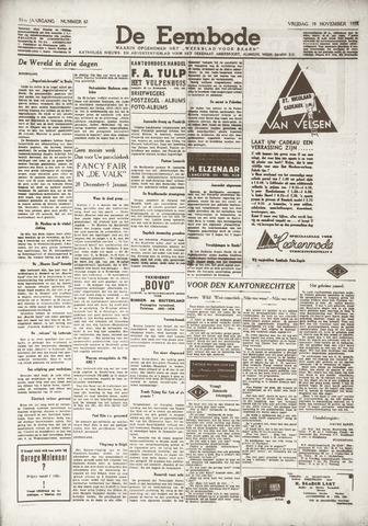 De Eembode 1937-11-19