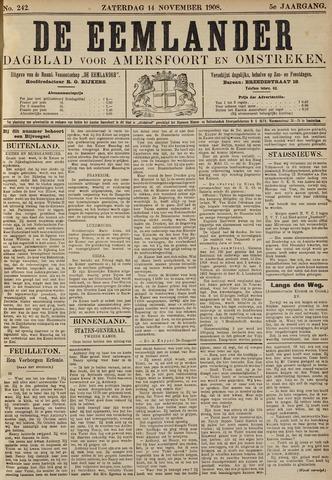 De Eemlander 1908-11-14