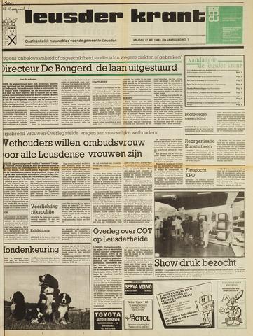 Leusder Krant 1988-05-27