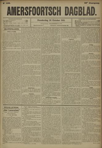 Amersfoortsch Dagblad 1911-10-26