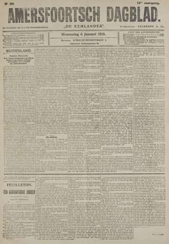 Amersfoortsch Dagblad / De Eemlander 1915-01-06