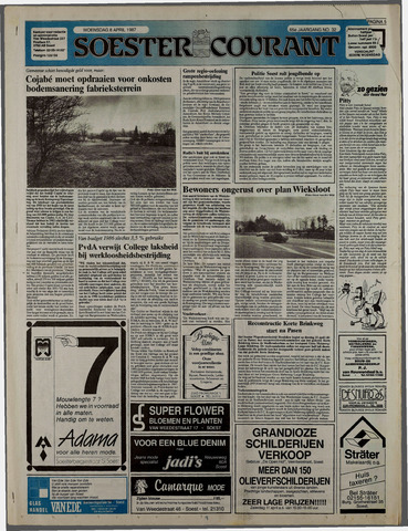 Soester Courant 1987-04-08
