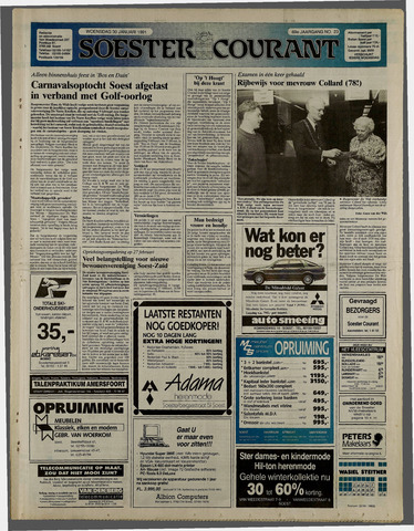 Soester Courant 1991-01-30